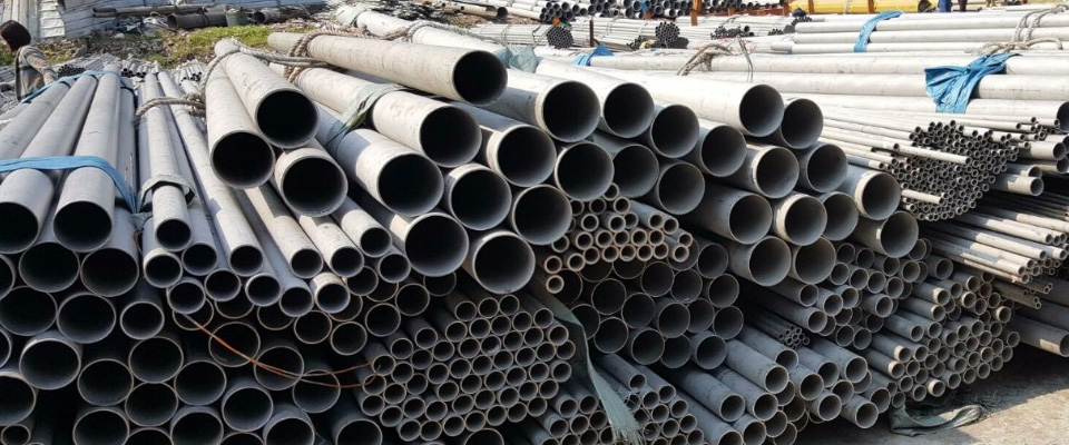 Stainless Steel Pipes Stockist, Supplier